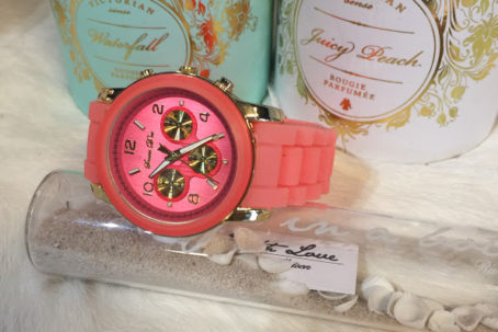glamour-of-fashion-horloge-pink